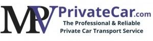 MPV Private Car Logo