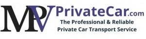 MPV Private Car Logo